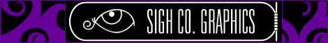 Shop for Gothic clothing and accessories at Sighco.com, owned by Brian and Gwen Callahan